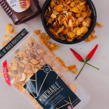Munchable Sweet & Spicy Mix 130g