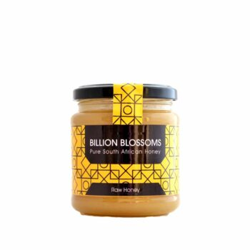Billion Blossoms Raw Honey 340g